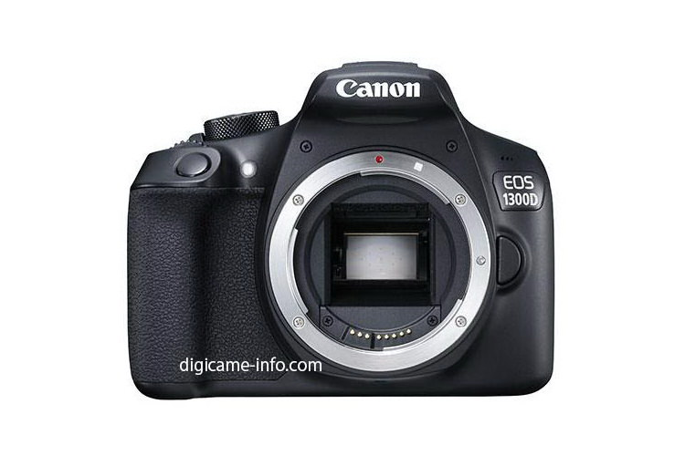 canon eos 1300d photos leaked