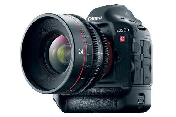 Canon EOS 1D C successor