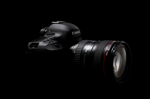 Canon EOS 5D Mark IV testing