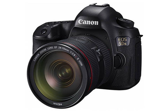 Canon EOS 5Ds leaked
