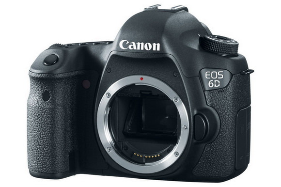 Canon EOS 6D design