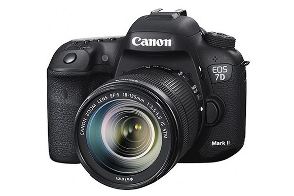 Canon EOS 7D Mark II photo leaked