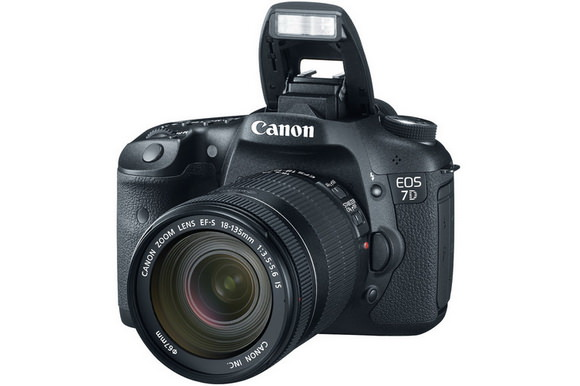 Canon EOS 7D replacement