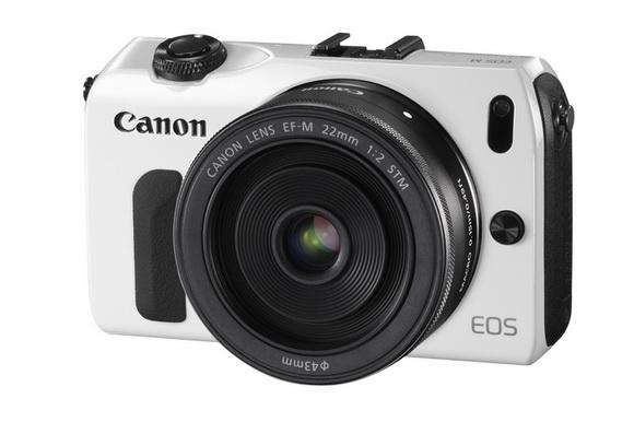 Canon EOS M firmware update autofocus