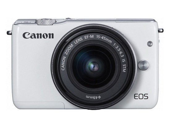 canon-eos-m10-front Canon EOS M10 with new EF-M lens, G5 X, and G9 X unveiled News and Reviews