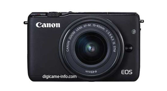 canon-eos-m10-leaked Canon EOS M10 specs and photo leaked ahead of launch Rumors
