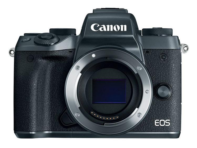 canon-eos-m5 Official: Canon EOS M5 mirrorless camera unveiled News and Reviews