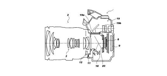 canon-evf-camera-patent Patent for Canon camera with EVF shows up in Japan Rumors