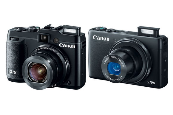 Canon G16 and S120 replacement rumors