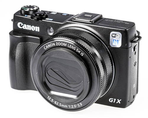 canon-g1x-mark-ii-front More Canon PowerShot G1X Mark II photos and specs revealed Rumors