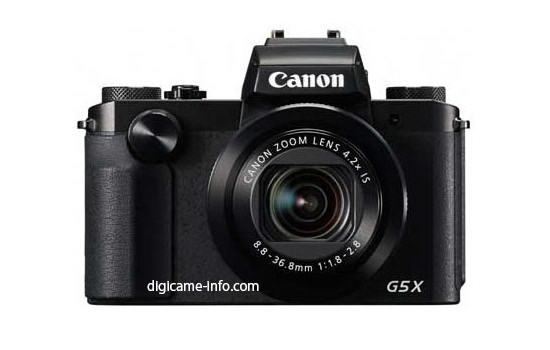 canon-g5-x-front-leaked Canon G5 X and G9 X leaked and coming soon, too Rumors