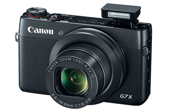 Canon G7 X