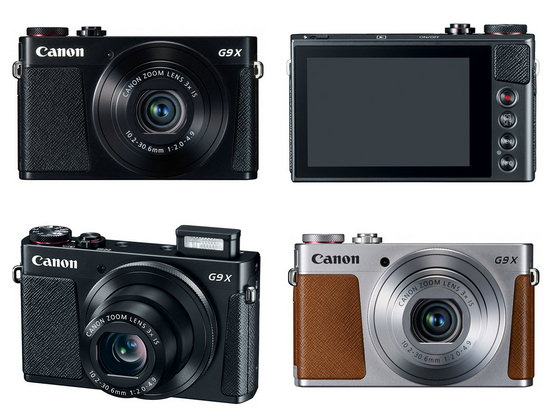 canon-g9-x Canon EOS M10 with new EF-M lens, G5 X, and G9 X unveiled News and Reviews