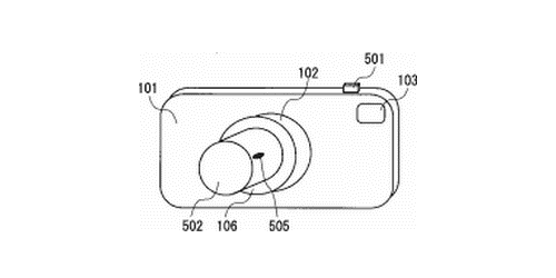 canon-lens-style-camera-patent Canon lens-style camera patented with 3D capabilities Rumors