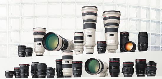 canon-lenses Eight new Canon lenses to be released throughout 2014 Rumors