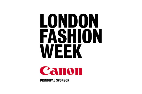 Canon was the official sponsor of the London Fashion Week and London Fashion Weekend