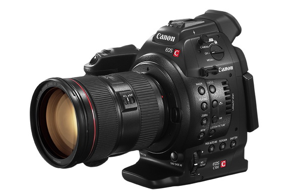 Canon is rumored to introduce new cinema camera and lenses in April 2013