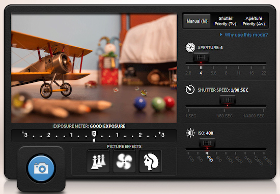 canon-outside-of-auto Canon has launched an online DSLR simulator that introduces beginners to exposure News and Reviews