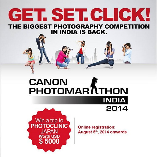canon-photomarathon-india-2014 Canon EOS 7D Mark II still on track for early fall launch Rumors