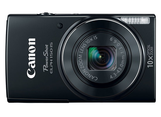 canon-powershot-elph-150-is Canon PowerShot ELPH 150 IS, ELPH 140 IS and ELPH 135 unveiled News and Reviews