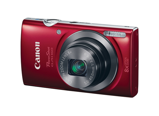 canon-powershot-elph-160 Canon PowerShot ELPH 170 IS and ELPH 160 revealed News and Reviews