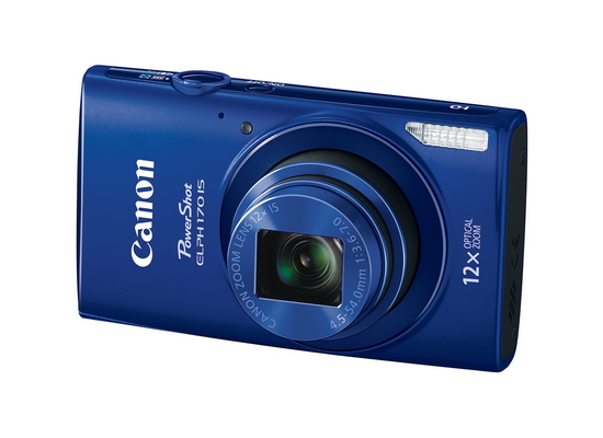 canon-powershot-elph-170-is Canon PowerShot ELPH 170 IS and ELPH 160 revealed News and Reviews