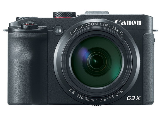 canon-powershot-g3-x-front Canon PowerShot G3 X camera becomes official News and Reviews