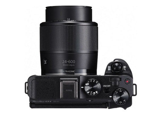 canon-powershot-g3-x-top Canon PowerShot G3 X camera becomes official News and Reviews