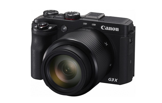 canon-powershot-g3-x Development of the Canon PowerShot G3 X confirmed News and Reviews