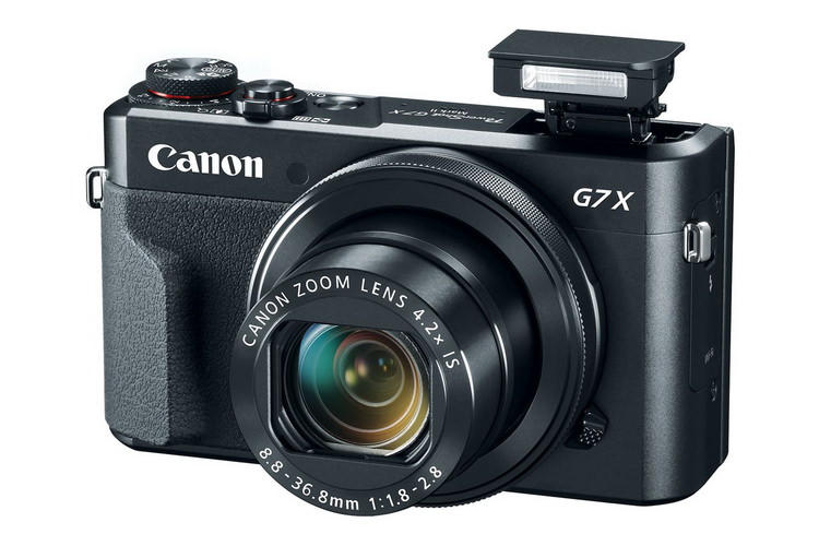 canon-powershot-g7-x-mark-ii-front Canon PowerShot G7 X Mark II compact camera becomes official News and Reviews