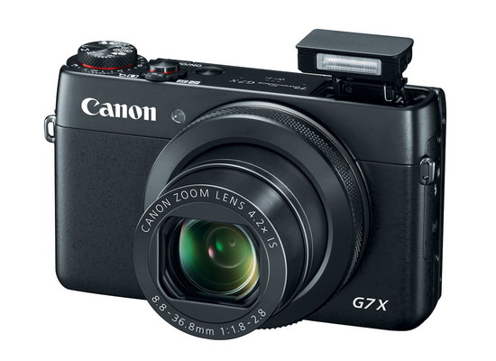 canon-powershot-g7-x Canon PowerShot G7 X announced as Sony RX100 III's competitor News and Reviews