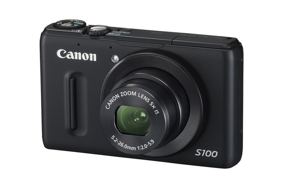 Canon PowerShot S100 firmware update 1.0.2.0 released for download