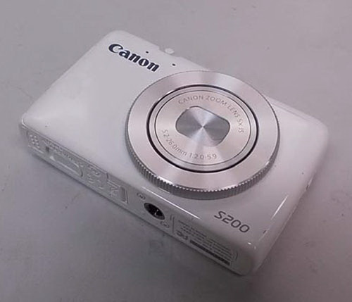 canon-powershot-s200 New Canon PowerShot cameras coming at August 21 event Rumors