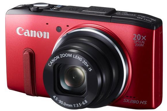 Canon PowerShot SX280 HS firmware update 1.0.2.0
