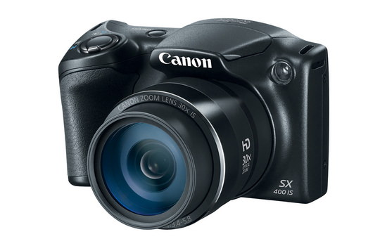 canon-powershot-sx400-is Canon PowerShot SX400 IS bridge camera officially unveiled News and Reviews