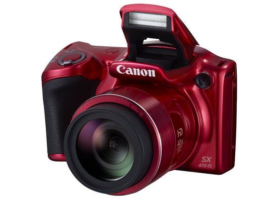 canon-powershot-sx410-is Canon PowerShot SX410 IS unveiled with 40x optical zoom lens News and Reviews