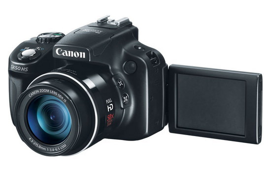 canon-powershot-sx50-hs-is Canon PowerShot SX60 HS IS: the next in line to be launched Rumors