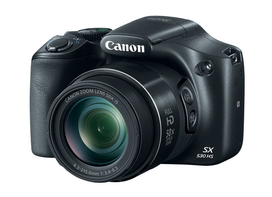 canon-powershot-sx530-hs Canon PowerShot SX530 HS announced with built-in WiFi News and Reviews