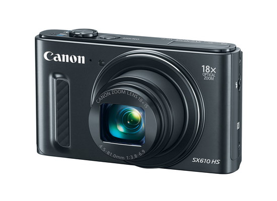 canon-powershot-sx610-hs Canon PowerShot SX710 HS and SX610 HS unveiled at CES 2015 News and Reviews
