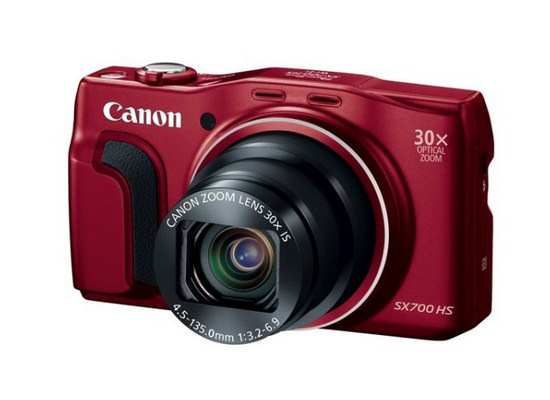 canon-powershot-sx700-hs-red Canon PowerShot SX700 HS becomes official with 30x zoom lens News and Reviews