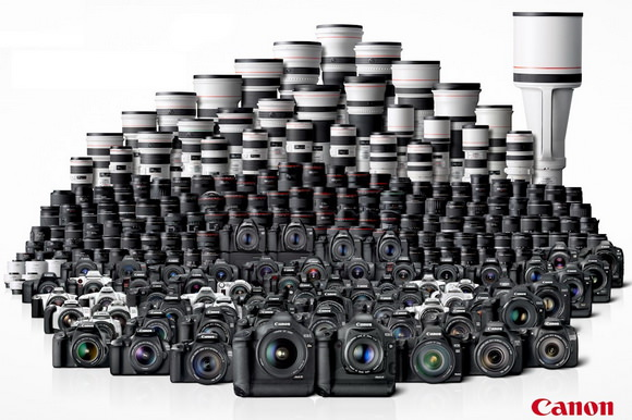 Canon products