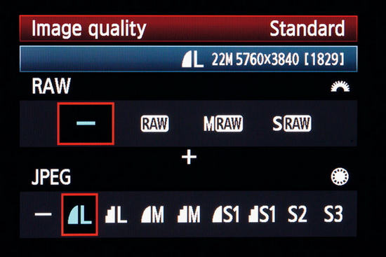 canon-raw-file RAW S: Nikon's small RAW file size option News and Reviews