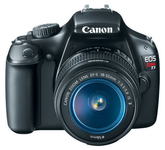 canon-rebel-t3 Top 5 best-selling DSLR cameras on Amazon News and Reviews