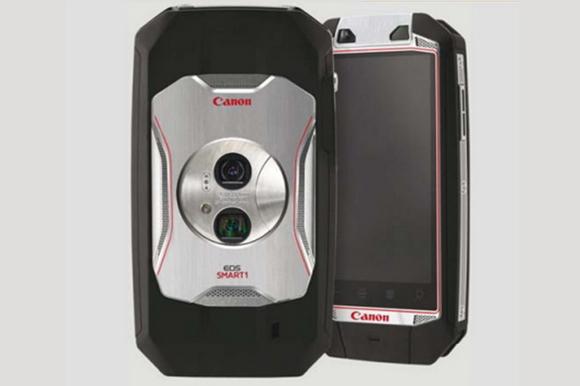 Canon smartphone