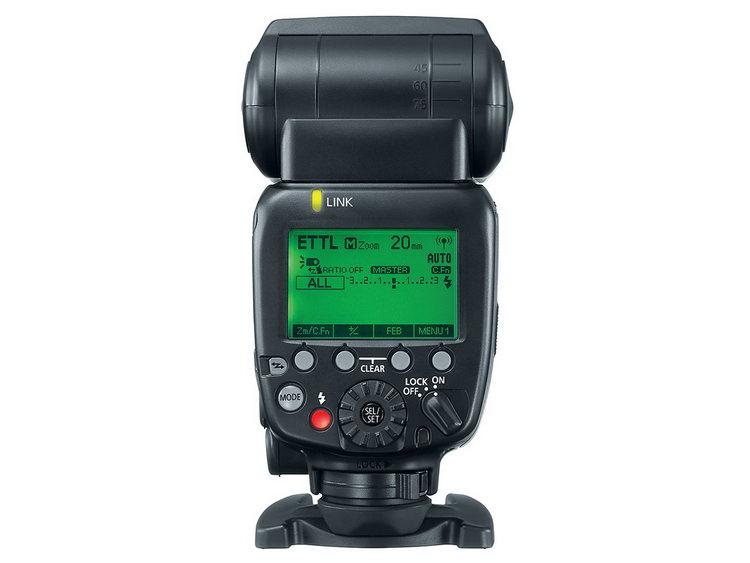 canon-speedlite-600ex-ii-rt-flash-back Canon announces flagship Speedlite 600EX II-RT flash News and Reviews
