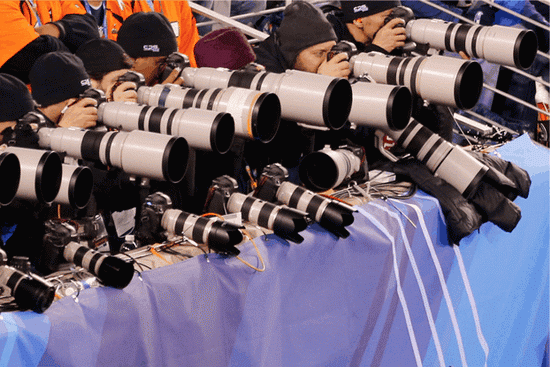 canon-super-bowl-xlviii-2014 Canon vs Nikon war still waging at major sports events Exposure