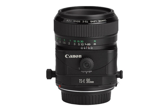 Canon TS-E 45mm and 90mm to be launched in Q2 2013