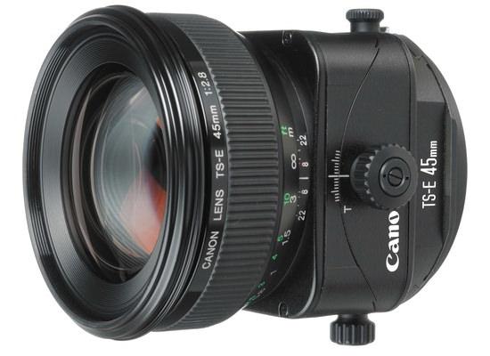 canon-ts-e-45mm-f2.8 New Canon tilt-shift lenses to be unveiled at Photokina 2014 Rumors