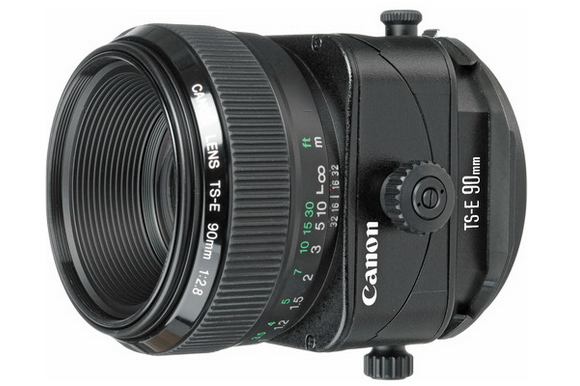Canon TS-E 90mm f/2.8 lens replacement
