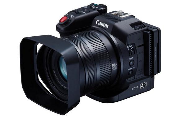Canon XC10 design